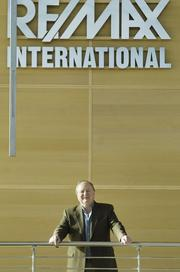 Dave Liniger, chairman and co-founder of Re/Max LLC, was named the Denver Business Journal's Corporate Citizen of the Year for 2012.