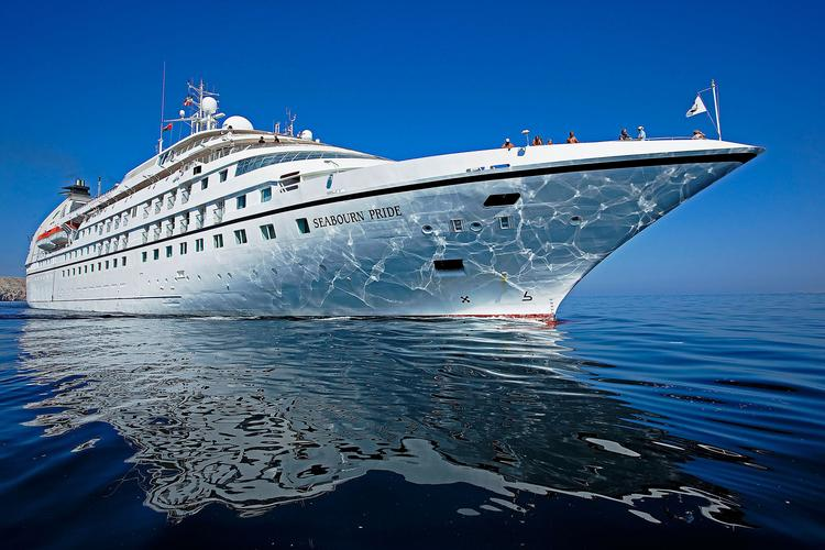 Seabourn Pride will join the Windstar fleet.