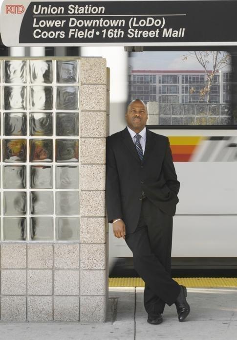 RTD General Manager Phil Washington