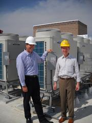 The team of Chris Achenbach and David Zucker, Zocalo Community