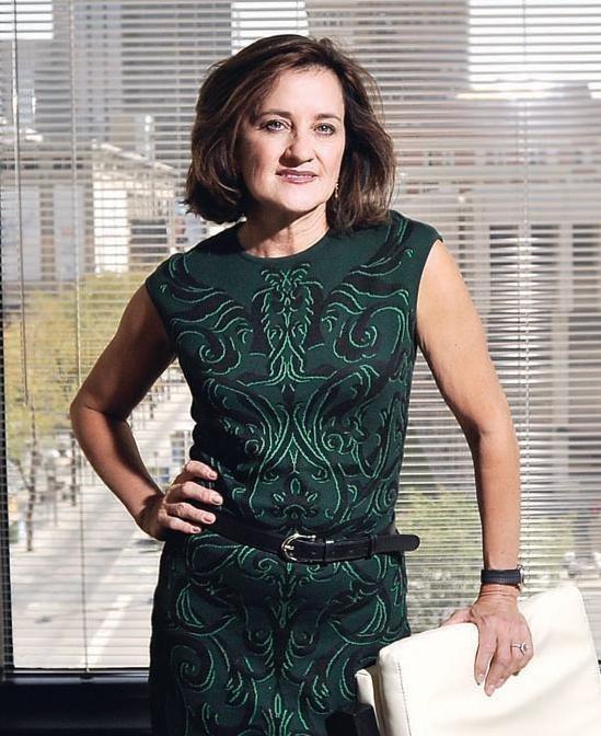 Allonhill Chairman Sue Allon (file).