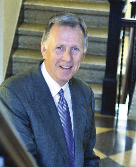 """Scott Earl, president and CEO of Mountain West Credit Union Association, says, """"We're up against one of the most powerful lobbying groups in the country."""""""