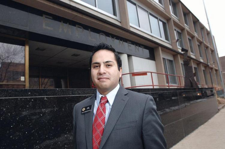 Rep. Dan Pabon, D-Denver, is sponsoring a bill that is modeled after a New Jersey law and would make it illegal for companies to refuse to accept job applications from people who are unemployed.