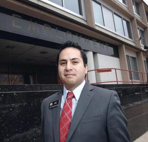 Rep. Dan Pabon, D-Denver, sponsored House Bill 1134, which would have made it illegal for companies to refuse to accept job applications from unemployed people.