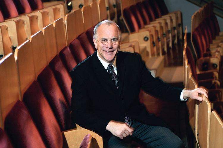 """James Palermo, president and CEO of the Colorado Symphony Orchestra, says the new """"Inside the Score"""" program has been a hit with audiences, drawing newcomers to the symphony."""