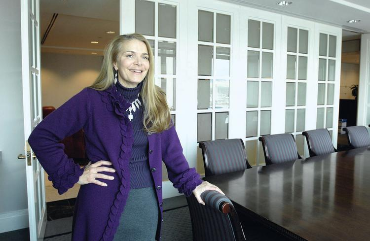 Niki Frangos Tuttle, an attorney with law firm Hogan Lovells, was a key negotiator for the OWN project.