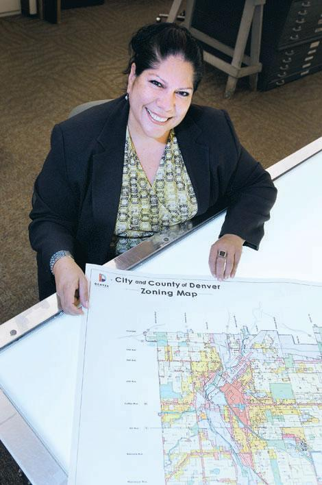 Molly Urbina is interim manager, Community Planning and Development for the City of Denver.