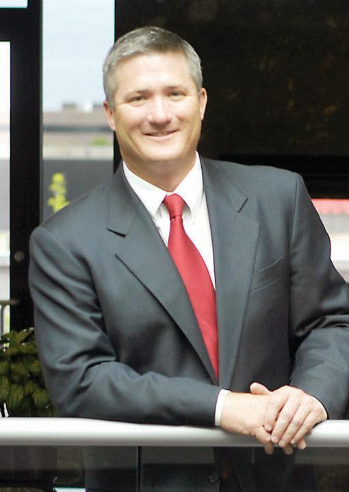 Kevin Ahern, CIC Bancshares president and CEO (file).