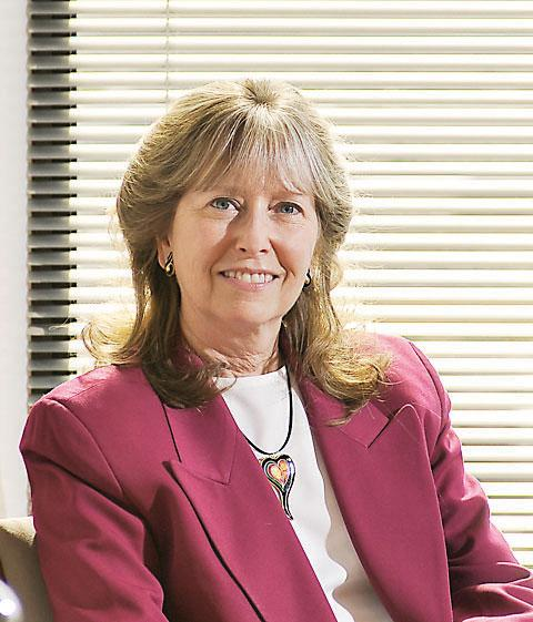Barbara Walker heads the Independent Bankers of Colorado.