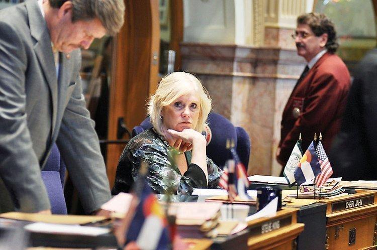State Sen. Cheri Jahn, a Democrat from Wheat Ridge, found unanimous support for SB 177.
