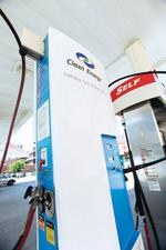 Public sector eyes pool to boost natural-gas vehicles