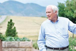 Harold Smethills, president and CEO of Sterling Ranch LLC, the project's developer (file photo).