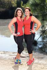 Roller-derby duo aims to take over 'Amazing Race'