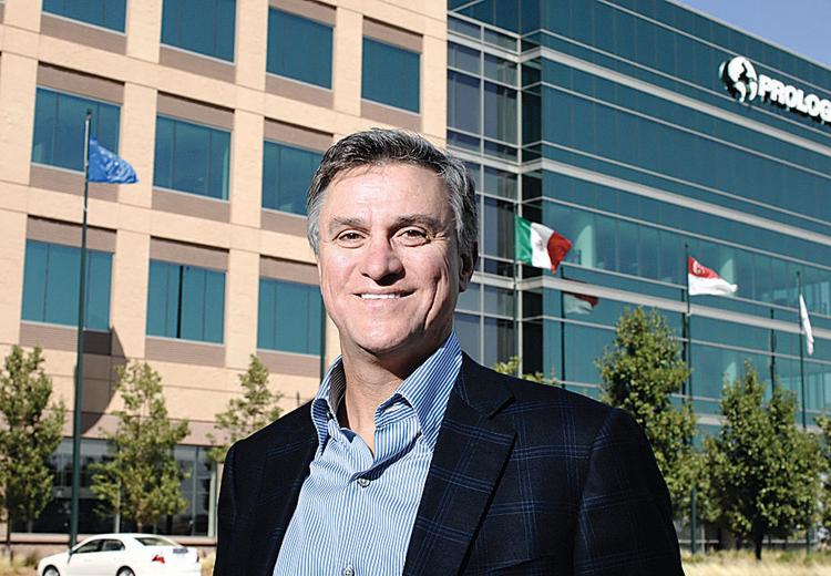 Walt Rakowich, co-CEO of the real estate investment trust Prologis, will retire at the end of the year.