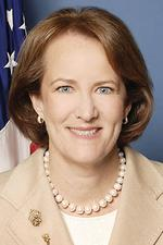 SBA administrator <strong>Mills</strong> on free trade and exports