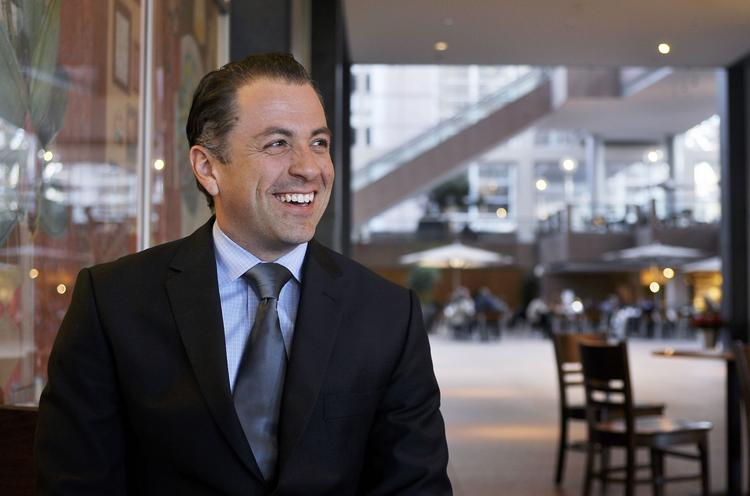 Jimmy Balafas will oversee the development of the first Trader Joe's store to open in Denver.