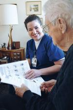 Heart patients get helping hand at home