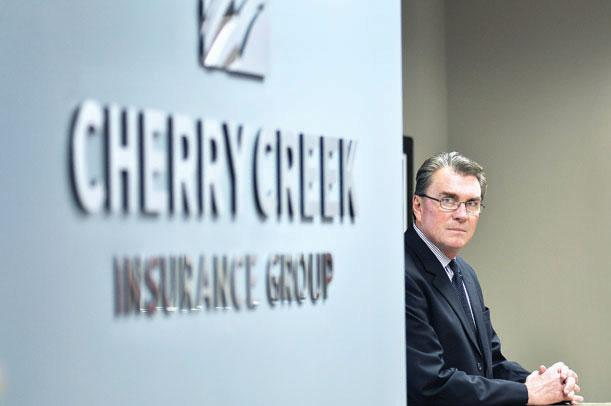 Steve Doss is vice president at Cherry Creek Insurance Group in Greenwood Village.