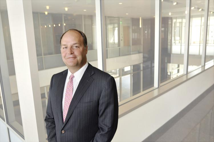 Richard Weil became CEO of Janus in January 2010.