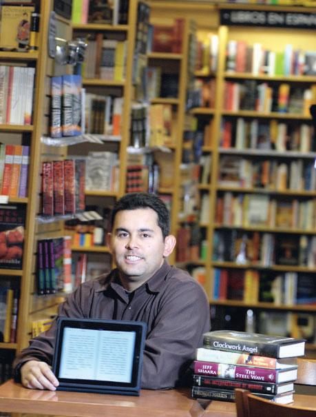 Dan Pacheco, founder and CEO of BookBrewer, just signed a deal with Borders enabling authors to self-publish.