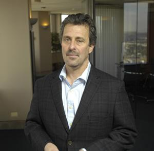 Rich Baer has been named general counsel at Liberty Interactive. (2011 photo)