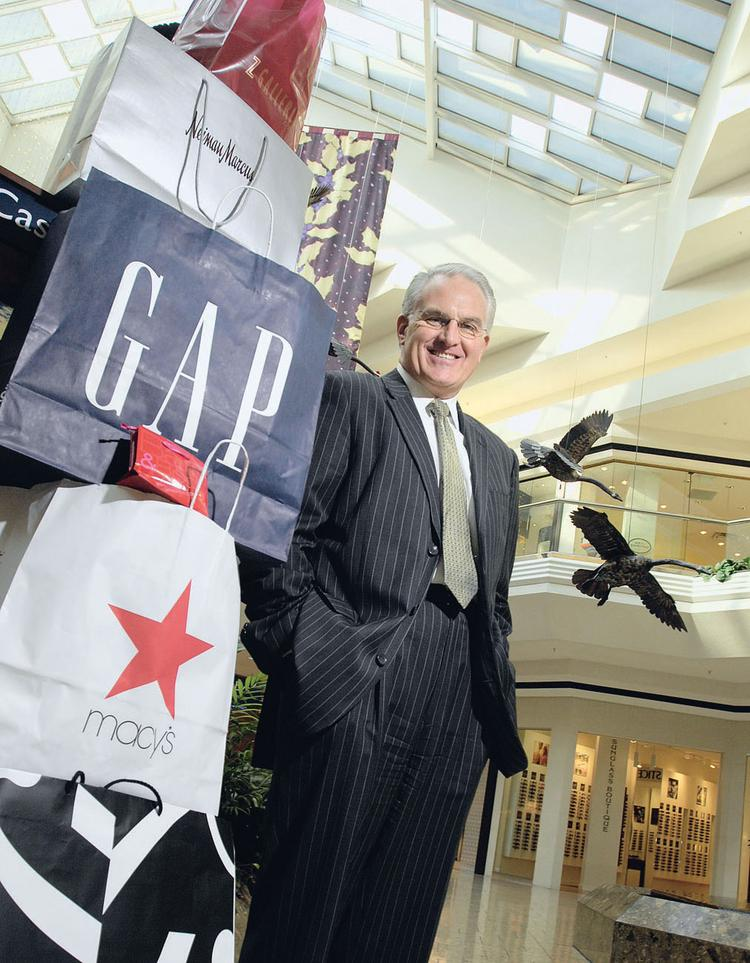 Nick LeMasters is general manager of Cherry Creek Shopping Center.