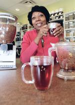 How civilized: Teahouses increasing in Denver