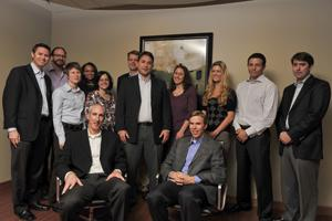 The law firm of Kendall, Koenig and Oelsner returns to the DBJ's Best Places to Work list, moving up from No. 4 to No. 3 in the small-size company category.