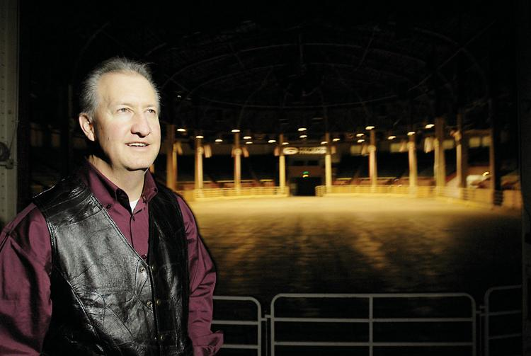Paul Andrews took over in November as president and CEO of the National Western Stock Show.