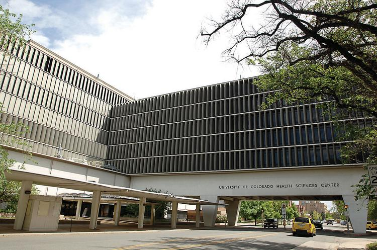 The University of Colorado Hospital building and surrounding campus will undergo redevelopment.