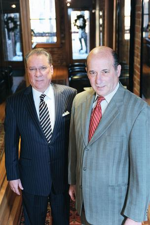 Blair Richardson is board chairman and Ken Ross is CEO of Pinnacol Assurance.