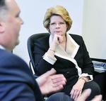 New KeyCorp CEO takes 'role model' seriously