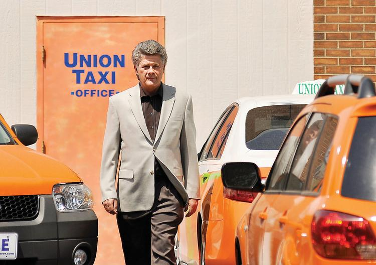 Bill Fawcett is general manager of Union Taxi, which began operations in Denver in 2009.