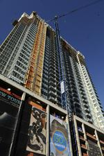 Lawsuit risk slowing condo development; defects law a target