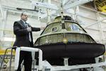 Spaceflight future tied to Orion project