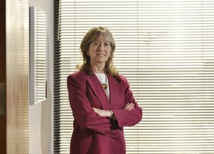 Barbara Walker has headed Independent Bankers of Colorado since 1996.