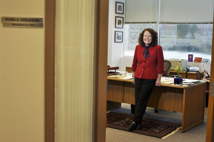 Marla Williams became president and CEO of the Community First Foundation in 2010.