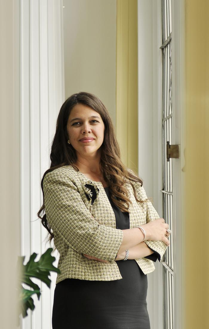 Shawnee Huckstep, CEO of TechWise, began working as a child, helping her grandmother clean real estate properties.
