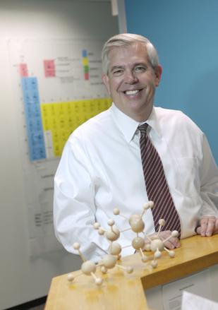 Jim Imbler, president and CEO of ZeaChem Inc. in Lakewood.
