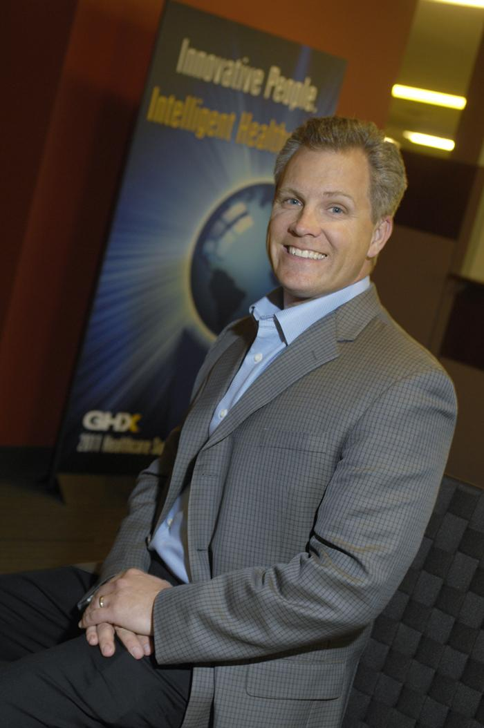Bruce Johnson is CEO and president of Global Healthcare Exchange.