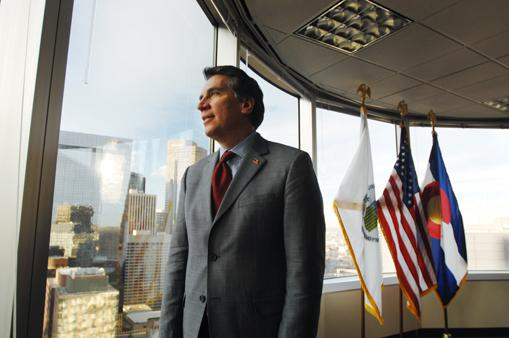 Rick Garcia, regional administrator for the U.S. Department of Housing and Urban Development (HUD) and former Denver city councilman, is a member of the Rocky Mountain West Urban Leadership Symposium's steering committee.