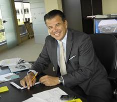 Western Union CEO Hikmet Ersek.