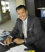 Hikmet Ersek, president and CEO, The Western Union Co.