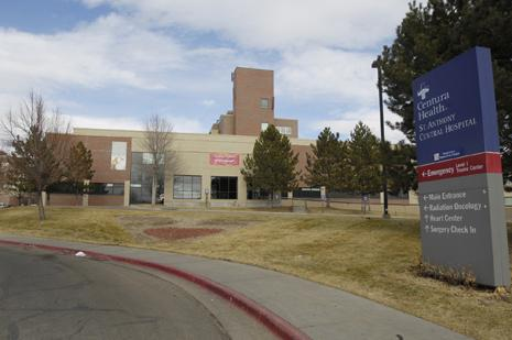 St. Anthony Central Hospital sits on 16 acres at 4231 W. 16th Ave., a block north of West Colfax. It will relocate starting this summer to a new 50-acre, $435 million campus in Lakewood. What will be done with the empty property is yet to be decided.