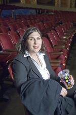 40 under 40 winner - <strong>Ramona</strong> <strong>Lampley</strong>