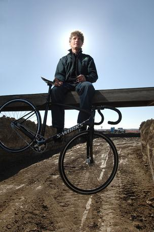 Douglas Emerson, owner of University Bicycles in Boulder, Colorado