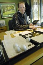 Golf resorts getting back into the swing of things