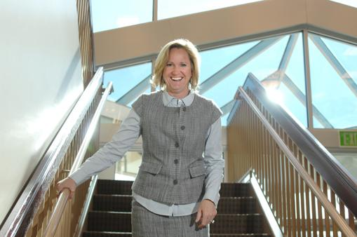 Judy Vorndran, state and local tax director at the Golden office of Fargo, N.D.-based accounting firm Eide Bailly LLP.