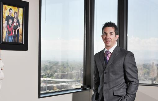 Royce Zimmerman is a financial representative with Northwestern Mutual in Denver.
