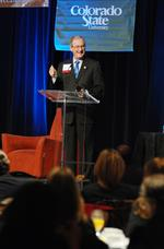 Aurora Mayor <strong>Stephen</strong> <strong>Hogan</strong> discusses 2012 economic outlook
